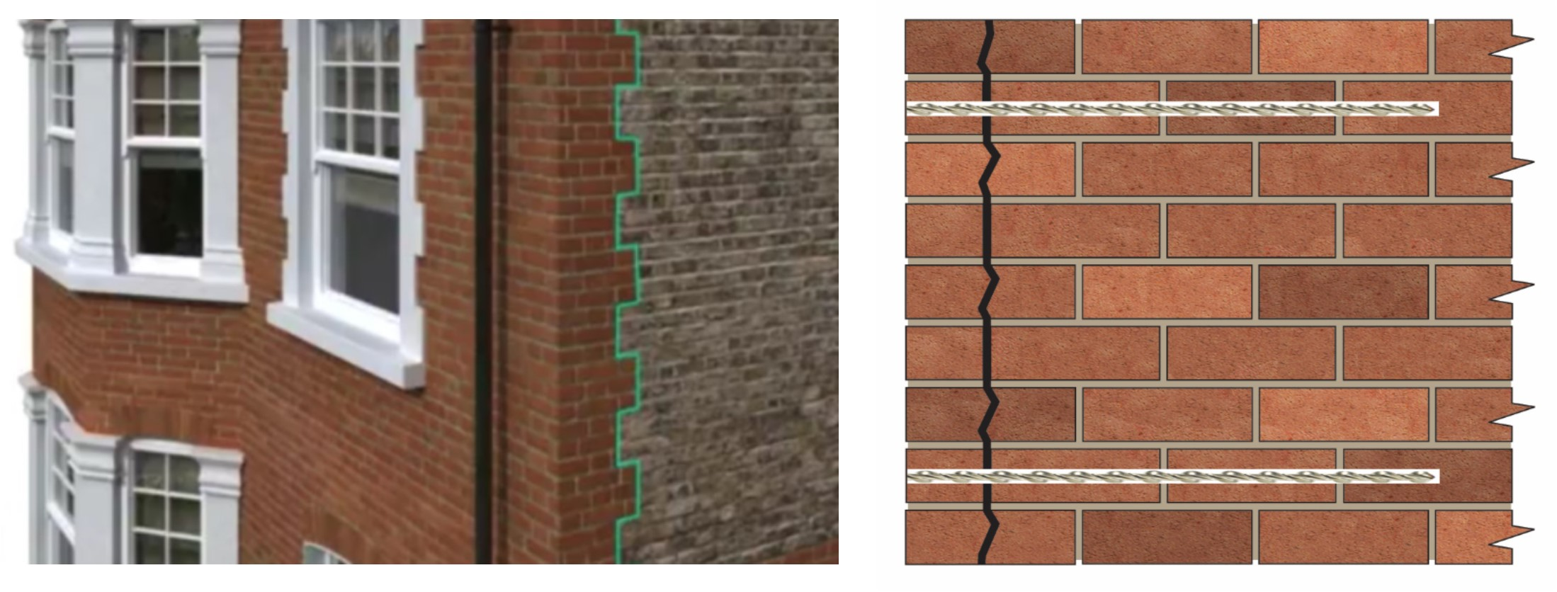 Applications Repairing Cracks Near Corners And Openings