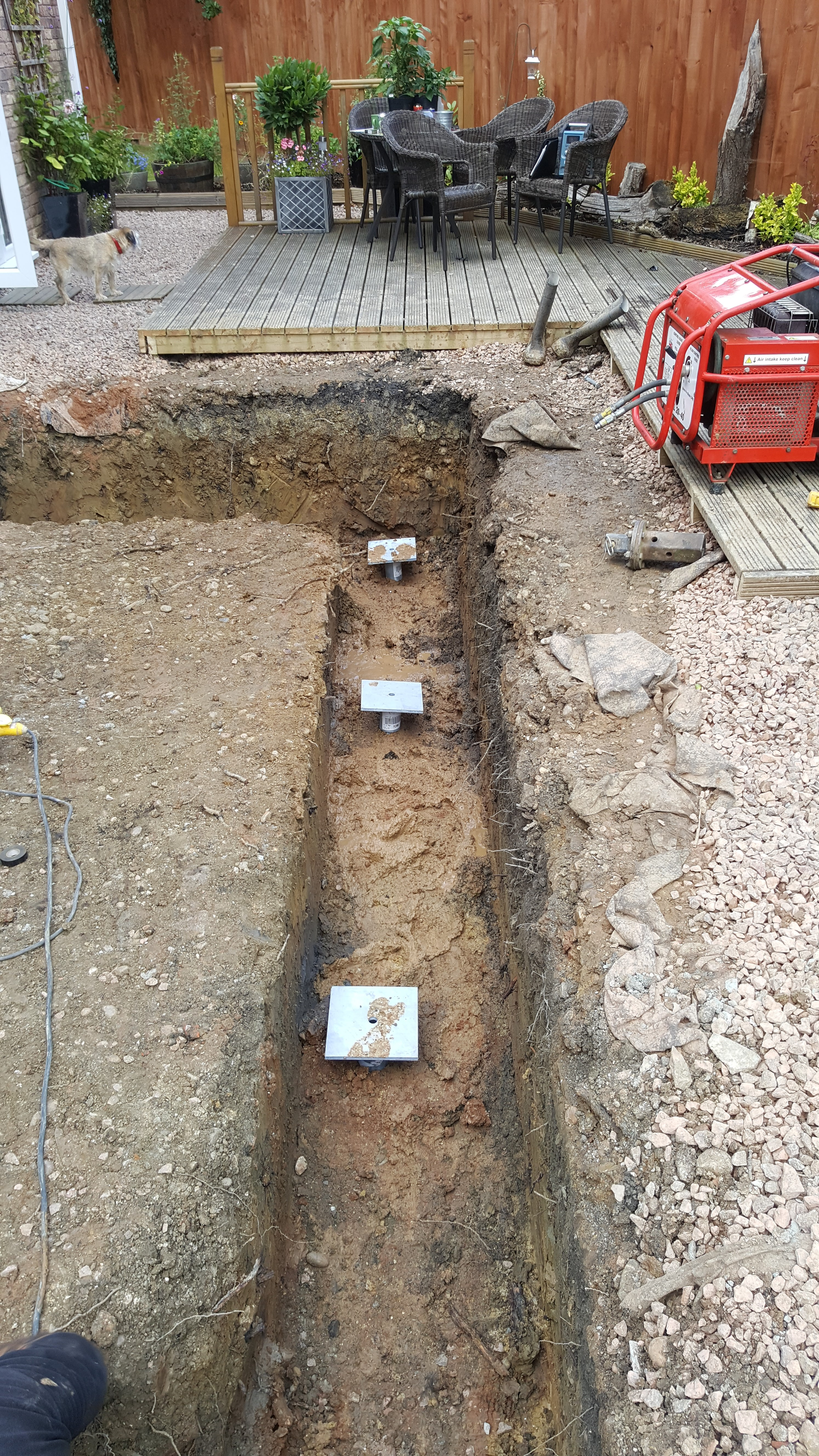 Non-disruptive pile foundations avoid problems | Helifix